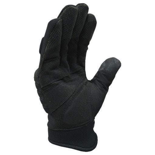 Condor guanti Stryker con nocche imbottite in nero