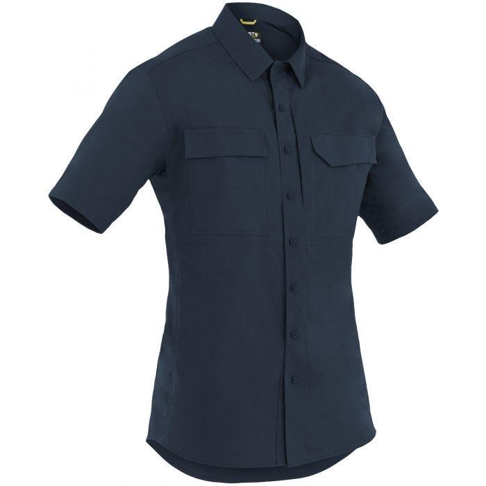 First Tactical camicia BDU tattica Specialist a mezza manica uomo in Midnight Navy