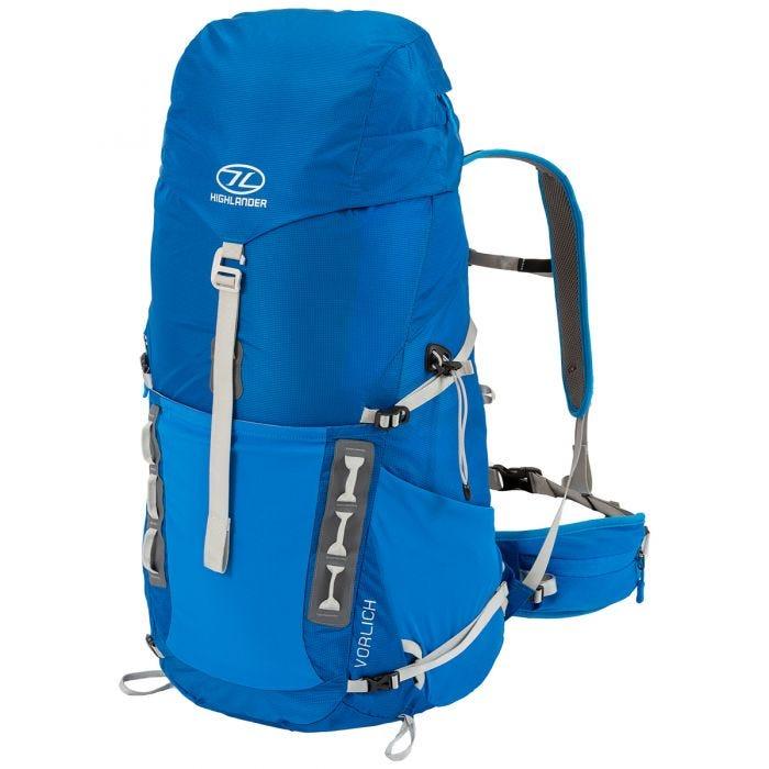 Highlander zaino Vorlich 40L in blu