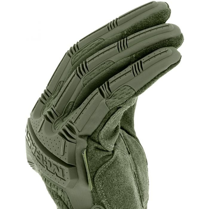 Mechanix Wear guanti M-Pact in Olive Drab