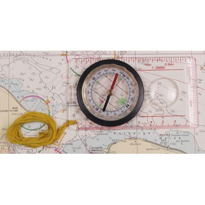 MFH bussola per mappa