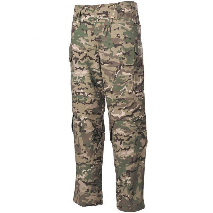 MFH pantaloni Mission da combattimento in Ripstop in Operation Camo
