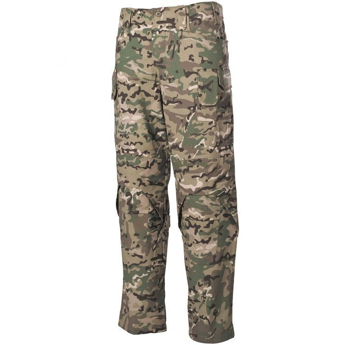 MFH pantaloni Mission da combattimento in Ripstop in Operation Camo