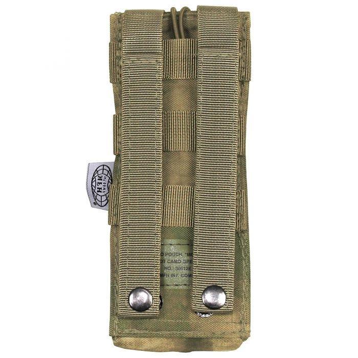 MFH custodia ricetrasmittente PRC 148 MBITR MOLLE in HDT Camo FG