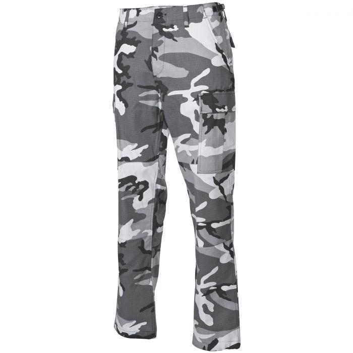 MFH pantaloni BDU da combattimento in Ripstop Urban