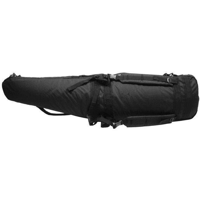 MFH custodia per fucile / Sniper in nero