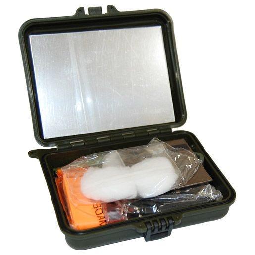 MFH kit di sopravvivenza (custodia in plastica)