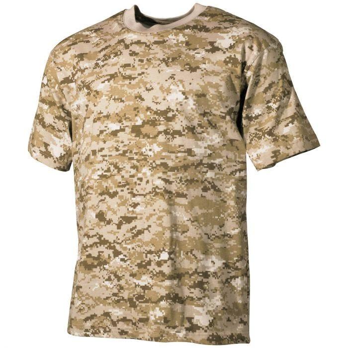 MFH T-shirt in Digital Desert
