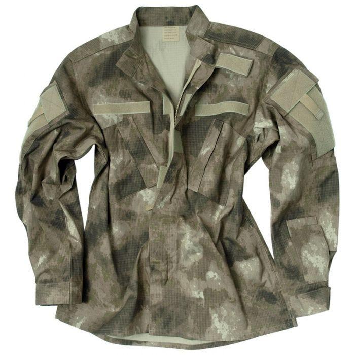 Mil-Tec camicia ACU in MIL-TACS AU