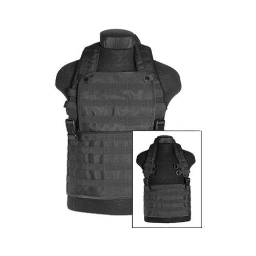 Mil-Tec Chest Rig MOLLE in nero