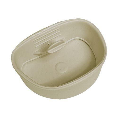 Mil-Tec tazza pieghevole 200 ml in cachi