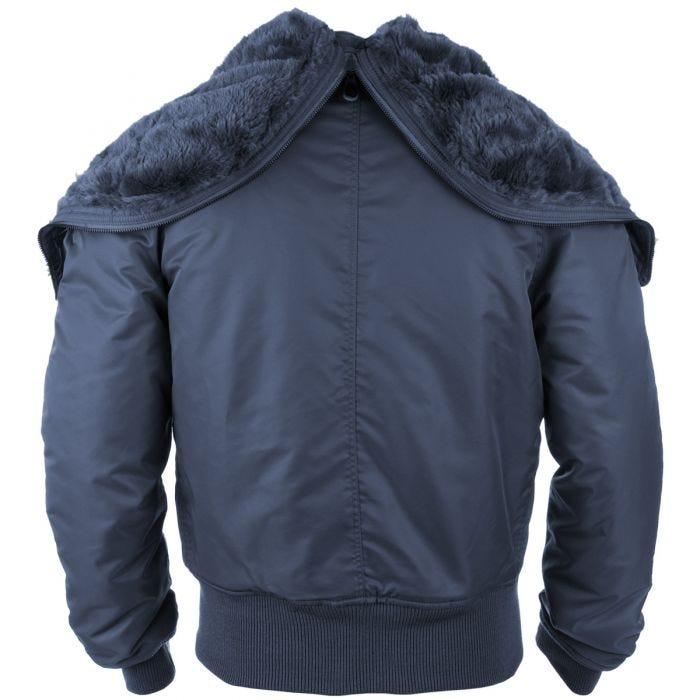 Mil-Tec giacca da pilota N-2B in Navy