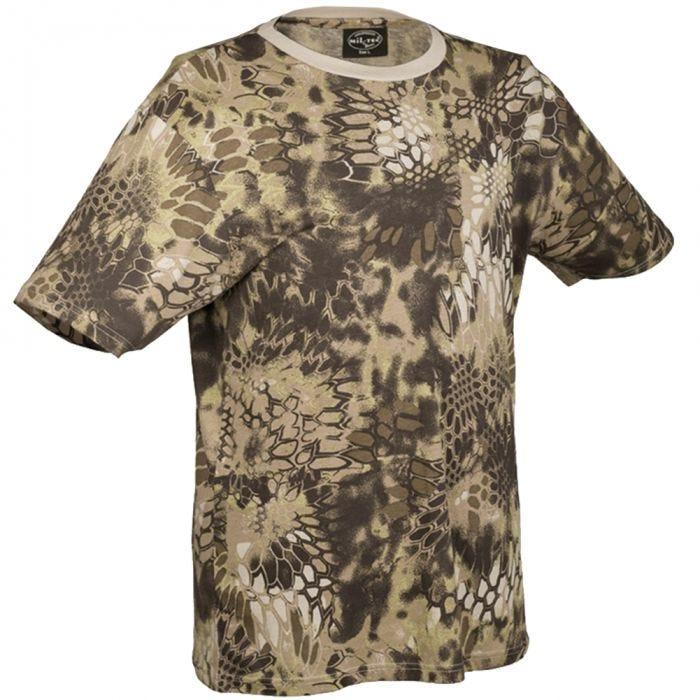Mil-Tec T-Shirt in Mandra Tan