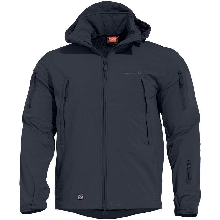 Pentagon giacca softshell Artaxes in Midnight Blue