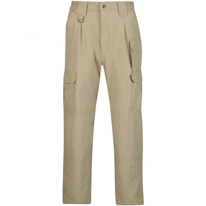 Condor pantaloni tattici elasticizzati da uomo in cachi