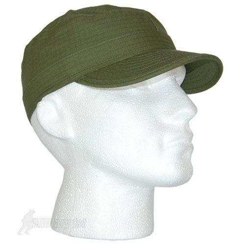 MFH berretto da campo BDU in Ripstop verde oliva