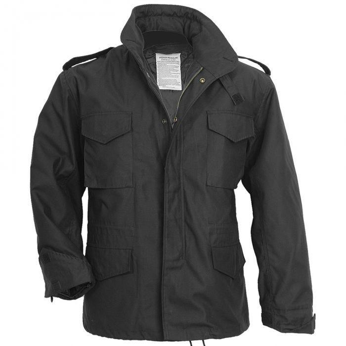 Surplus giacca M65 in nero