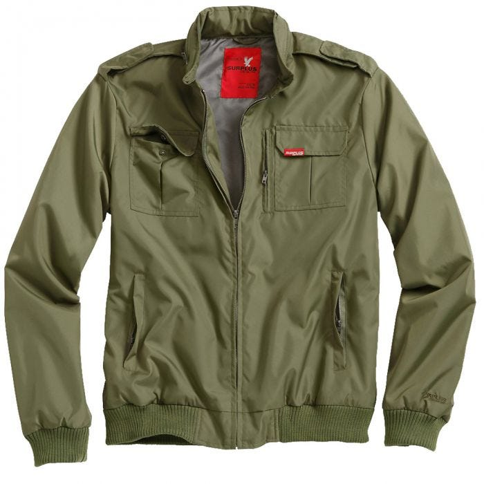 Surplus giacca summer 75 in verde oliva