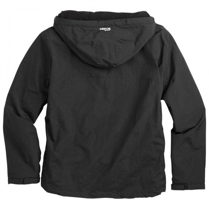 Surplus giacca a vento in nero