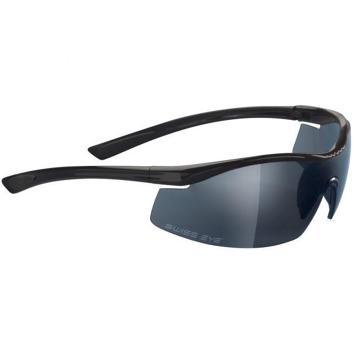 Swiss Eye occhiali F-18 con montatura in nero