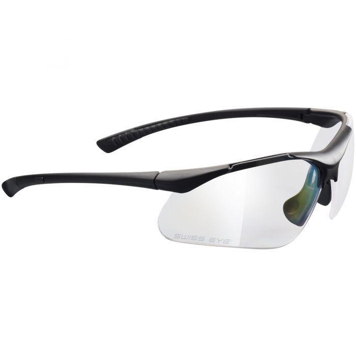 Swiss Eye occhiali Maverick con montatura in nero