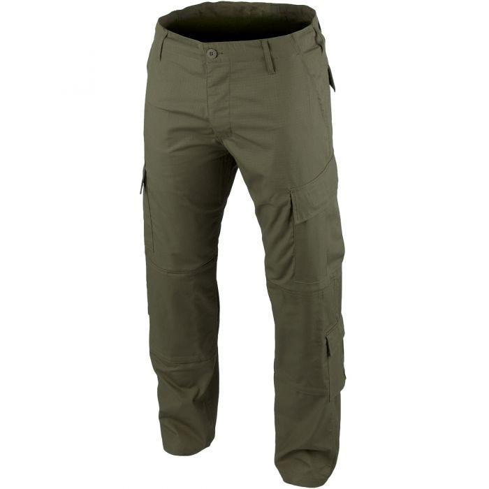 Teesar pantaloni Combat ACU in verde oliva