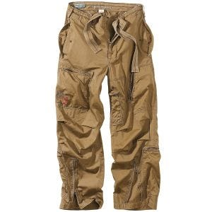 Surplus pantaloni cargo Infantry in Coyote