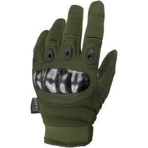 MFH guanti tattici Mission in OD Green
