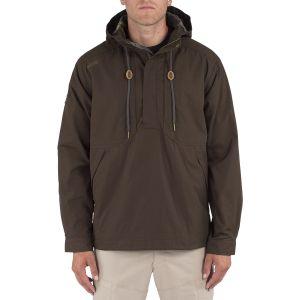 5.11 giacca a vento Taclite in marrone