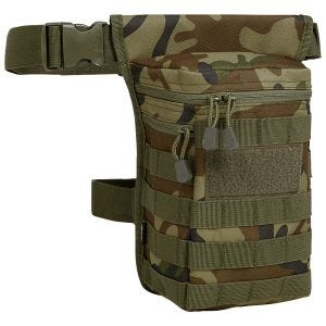 Brandit Side Kick Bag No.2 Woodland