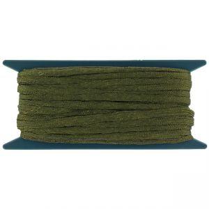 Highlander corda uso generico 4 mm x 15 m in verde oliva