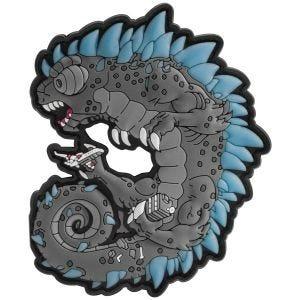 Patchlab patch Chameleozilla Operator in grigio/blu