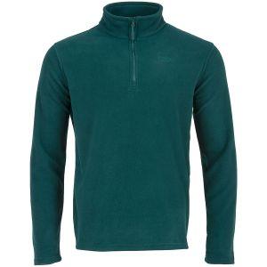 Highlander maglia Ember in pile verde