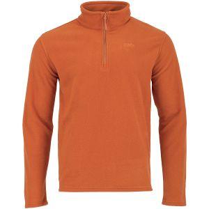 Highlander maglia Ember in pile Pumpkin Orange