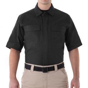 First Tactical camicia BDU V2 a maniche corte uomo in nero