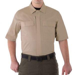 First Tactical camicia BDU V2 a maniche corte uomo in Khaki