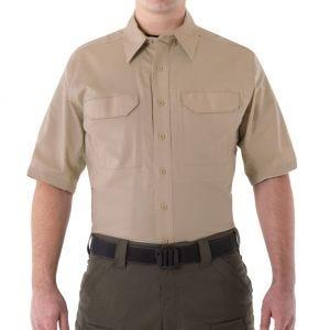 First Tactical camicia Tactical V2 a maniche corte uomo in Khaki
