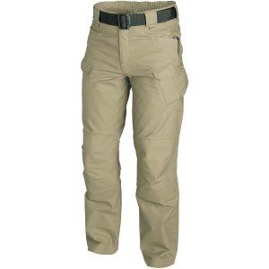 Helikon pantaloni UTP in ripstop in cachi