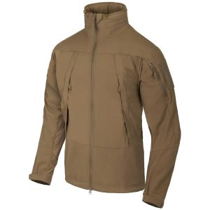 Helikon giacca Blizzard in StromStretch Mud Brown