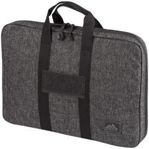 Helikon valigetta Double Pistol Wallet in nero-grigio