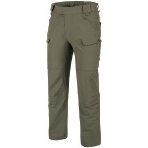 Helikon pantaloni Outdoor Tactical in VersaStretch Lite Taiga Green