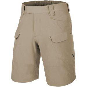 "Helikon pantaloni corti Outdoor Tactical 11"" in VersaStretch Lite Khaki"