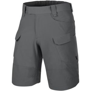 "Helikon pantaloni corti Outdoor Tactical 11"" in VersaStretch Lite Shadow Grey"