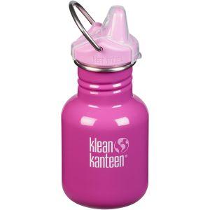 Kid Kanteen borraccia con beccuccio a suzione 355 ml in Bubble Gum