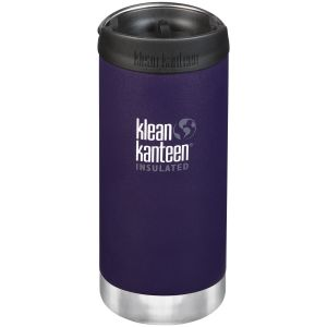 Klean Kanteen borraccia termica TKWide con tappo tazza caffè takeaway 355ml in Kalamata