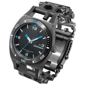 Leatherman orologio Tread Tempo in nero