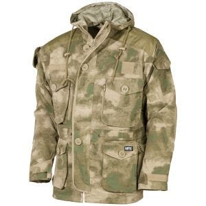 MFH giacca Commando Smock in HDT Camo FG