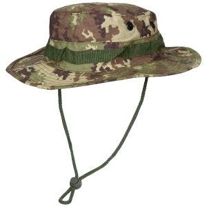 MFH cappello boonie GI in Ripstop Vegetato Woodland