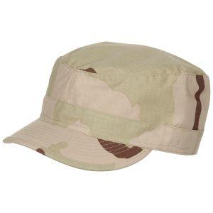 MFH berretto da campo BDU in Ripstop Desert a 3 colori