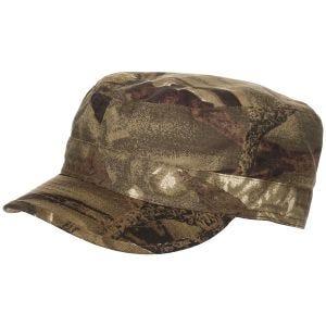 MFH cappello da pattuglia in Ripstop in marrone Hunter